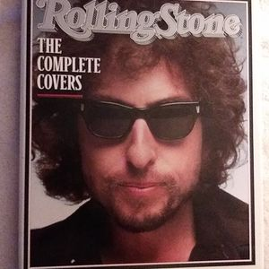 Vtg Book: RollingStone THE COMPLETE COVERS